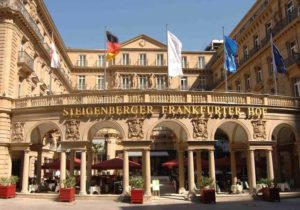 Hotel Steigenberger Frankfurter Hof
